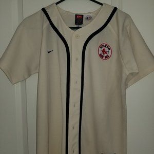 Nike Red Sox Jersey womens XL